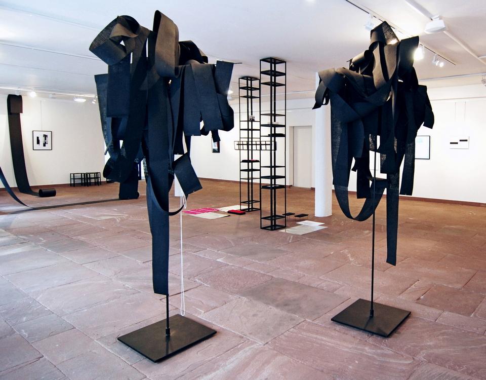 DUPLEX-Installation, Kreisarchiv Ladenburg 2019